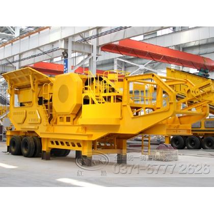 移动式建筑垃圾制砂机价格多少钱一台WYL88