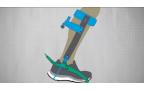斯坦福大学创建的踝关节外骨骼将跑步速度提高了10%