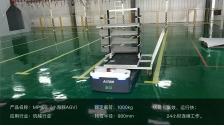 看!小海豚AGV机器人工作啦!
