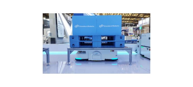 斯坦德机器人:引领工业物流柔性变革