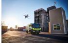 无人机配消防车,大疆与全球出口量最大消防车制造商达成战略合作
