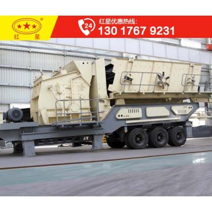 大型车载建筑垃圾粉碎机价格20万能买到吗ZY89