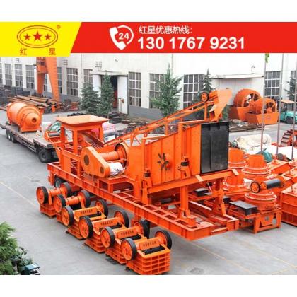 移动砂石制砂机型号价格支持定制ZY89