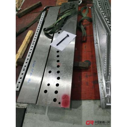6台高速CNC机床为客户熔喷布模具微孔加工,流体抛光