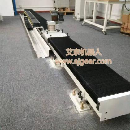 艾京机器人第七轴适用重载焊接搬运地轨