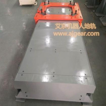 机器人行走轴 全封闭式防水防尘防油行走轴 机器人第七轴厂家直销