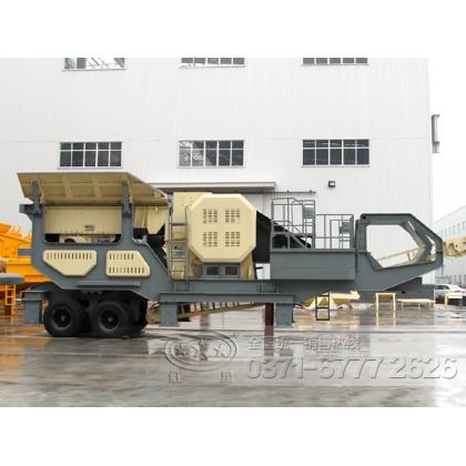 流动碎石机械设备报价多少?厂家直接发货YL91