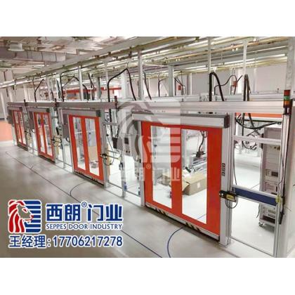 南京无人搬运车AGV通信自动门