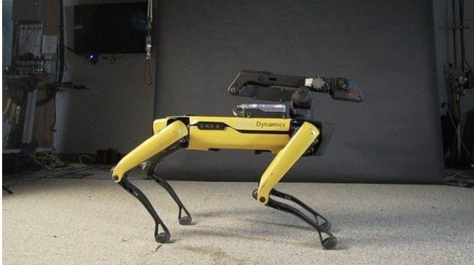 纽约大学展示低成本的Solo 8开源四足机器人原型