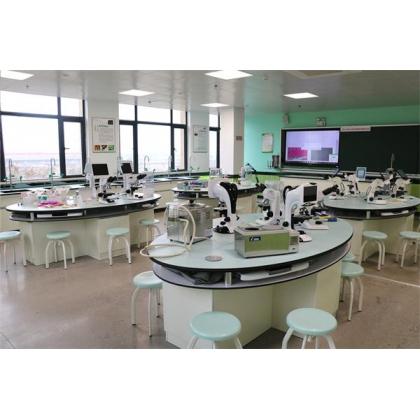 生物多媒体实验教室方案,智慧教室建设