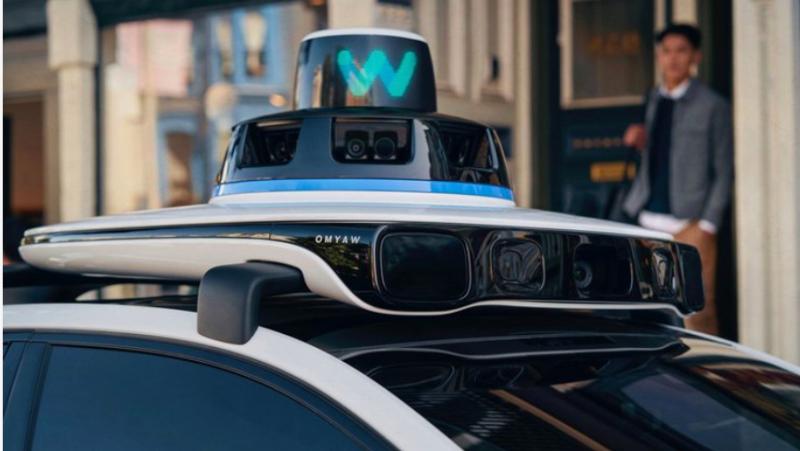 沃尔沃量产自动驾驶,和Waymo合作开发电动机器人轴
