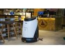 伺服电动轮在清洗机器人行业的应用