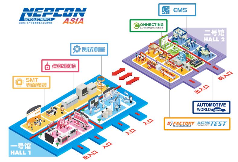 NEPCON CITY亮相:来这里探索电子制造乐园的活力与乐趣