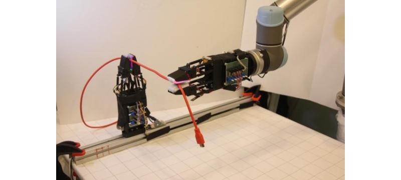 MIT开发可实现精准操控线缆的机器手