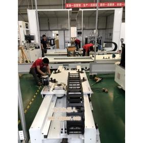 厂家供应机器人第七轴,地轨式机器人行走轴,吊挂机器人行走轴