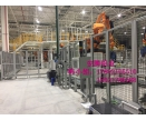 工业机器人防护围栏