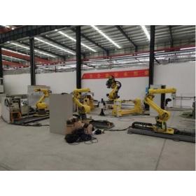 工业机器人安装