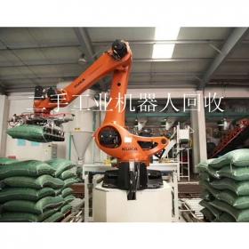 南通二手工业机器人回收中心二手ABB机器人收购