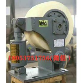 L30滚轮罐耳 罐笼导向轮 缓冲装置采用碟形弹簧组