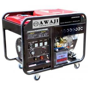 300A汽油发电电焊机品牌厂家价格
