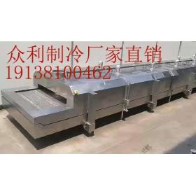 水饺速冻机多少钱一台?来找郑州众利制冷技术享优惠