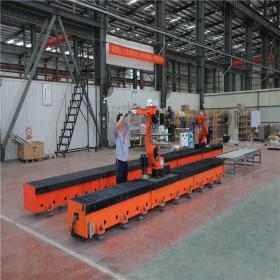 广东机器人行走导轨_焊接机器人滑轨解决方案_广州第七轴
