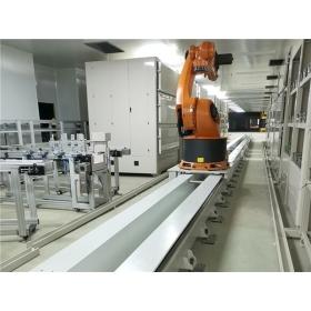重庆机器人外部轴_机器人导轨工厂_重负载解决方案