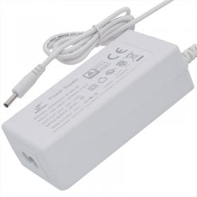 供应桌面式开关电源 65W24V胶壳电源