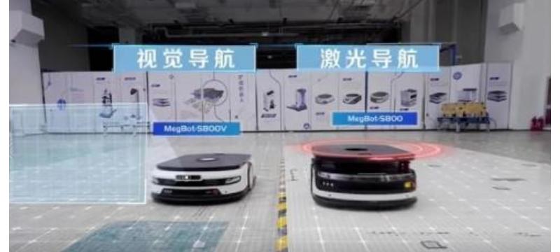旷视科技以技术创新驱动移动机器人(AGV/AMR)发展