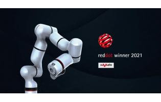 斩获设计界奥斯卡 | 珞石机器人获红点产品设计奖殊荣