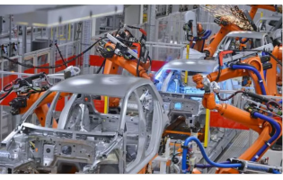 """工业机器人:由""""内""""向""""外""""拓展"""