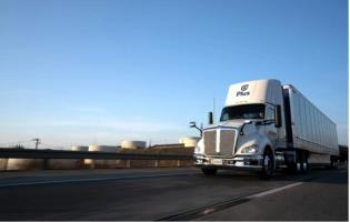 亚马逊继续押注机器人卡车初创公司:将收购Plus 20%股份
