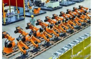 2021年中国工业机器人远程前程,应用市场遍地开花