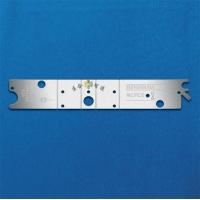 东莞匡合来图定制金属测针盖板、微孔盖板蚀刻非标加工