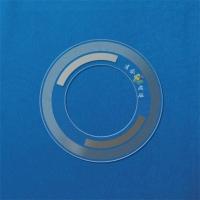 超薄玻璃码盘-东莞匡合厂家非标件生产加工