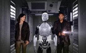 机器人电影